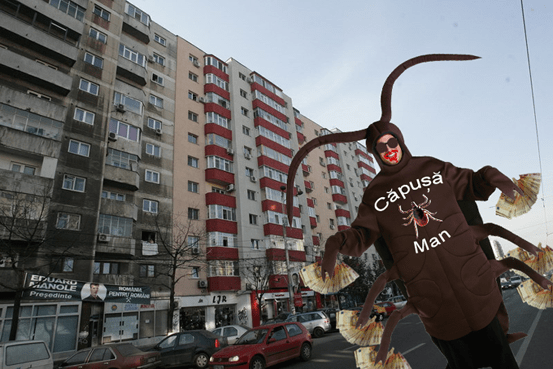 Omul-Capusa