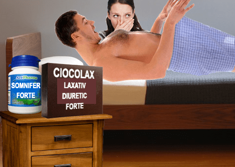 somnifer laxativ Caracal nestire