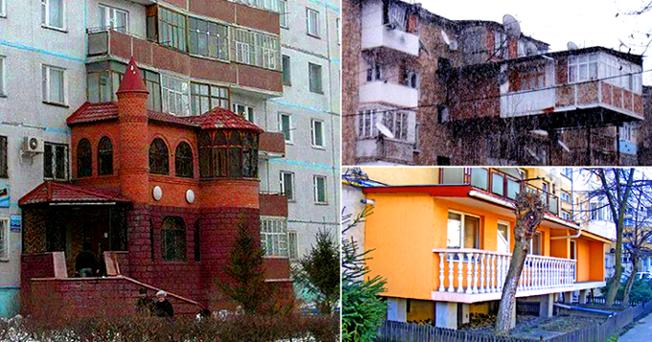 balcon inchis nestire