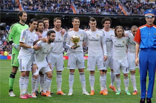 Dodel Cristi Tanase la Real Madrid